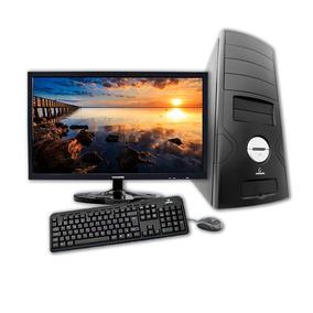 Computador + Monitor 19.5 Concordia - Core I3 8100 4gb Ddr4