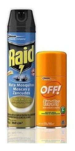 Combo Aerosol Off-raid