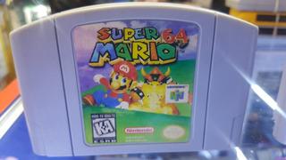 Super Mario 64 Para Nintendo 64 Americano Original