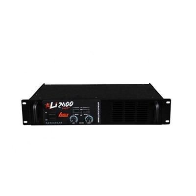 Amplificador De Potência 600w Li-2400 - Leacs