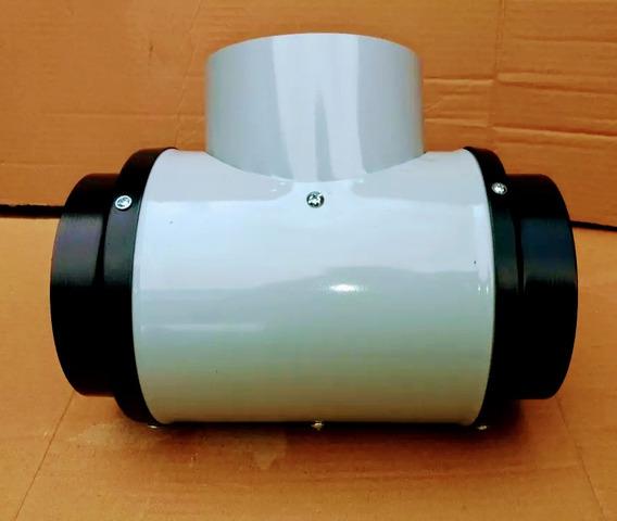 Extractor Doble Turbina 6 Pulgadas Indoor Grow Mejor Precio!