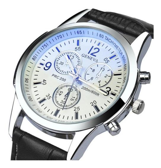 Relógio Masculino Geneva Quartzo Social