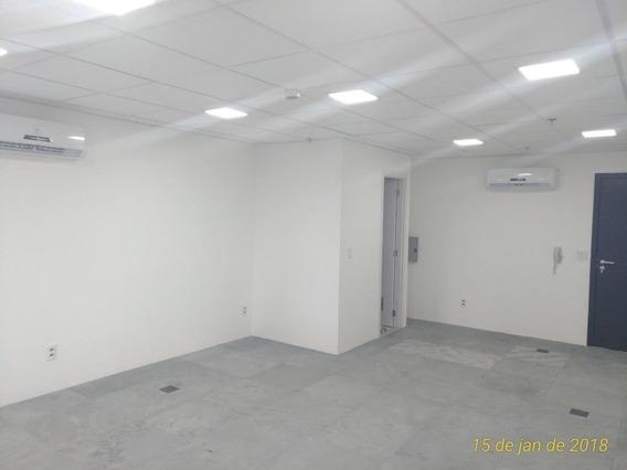 Sala Em Vila Gertrudes, São Paulo/sp De 40m² Para Locação R$ 2.290,00/mes - Sa210243