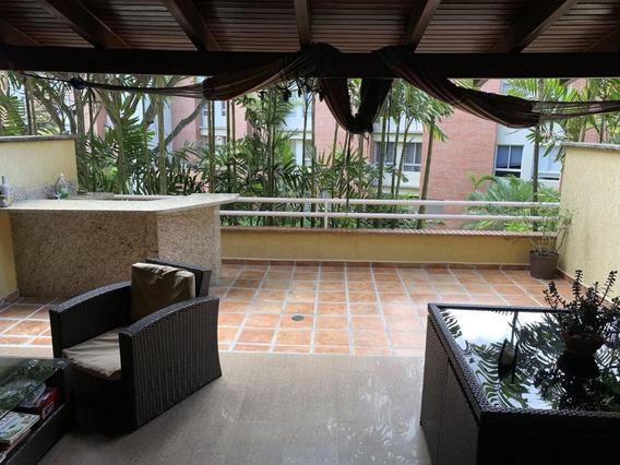 Apartamento Duplex Pb Con Terraza Loma Linda La Lagunita