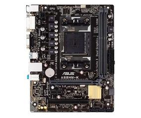 Kit Placa Mãe Asus A68hm-k Ddr3 Socket Fm2 + Amd A4 6300