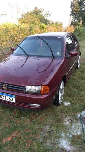 Imagem 1 de 10 de Volkswagen Gol 1997 1.0 Mi 3p