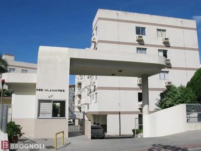 Apartamento Com Dois Quartos Na Trindade - 20734