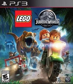 Lego Jurassic World Ps3 Original - Play Perú