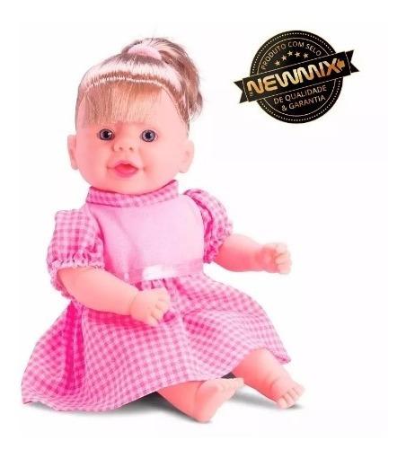Boneca Bebe Grande Rayane Que Fala Frases Criança 1un