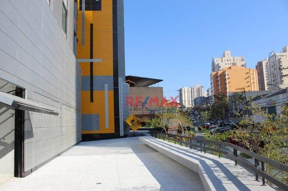Loja Para Alugar, 94 M² Por R$ 6.500,00/mês - Vila Moreira - Guarulhos/sp - Lo0003
