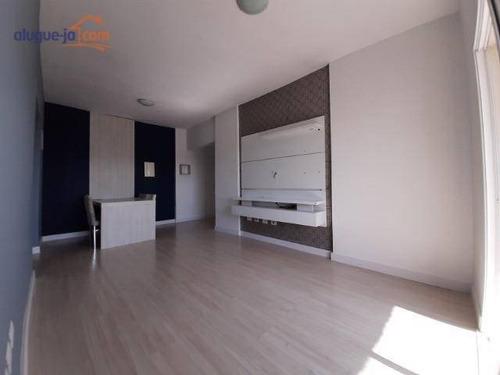 Apartamento Com 2 Dormitórios À Venda, 65 M² Por R$ 270.000,00 - Parque Industrial - São José Dos Campos/sp - Ap10101