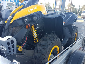 Can Am Renegade Generacion 2 800 R Xcc Fox 2015