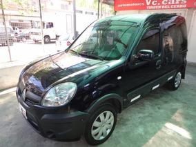Renault Kangoo Authentic Plus 1.6 2014 C/gnc 5ta