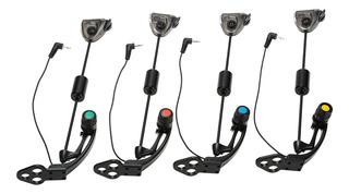 Lixada 4 Pcs Set Led Hanger Sensor Swinger Iluminado