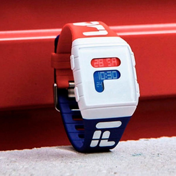 Relógio Fila Unissex Digital Esportivo (pronta Entrega)