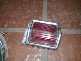 Insignia 230 Y Opticas Auto Antiguo Chevrolet. Precio P/unid