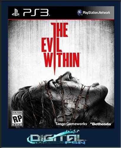 The Evil Within Ps3 Psn Envio Digital