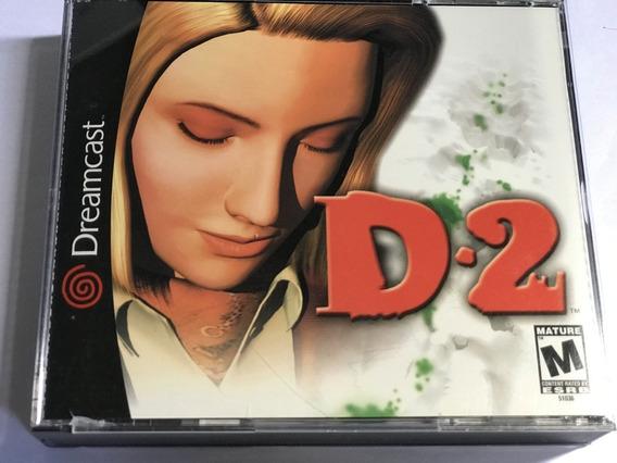 D2 - Dreamcast - Original