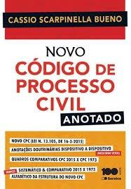 Novo Código De Processo Civil Anotado Conforme Novo Cpc