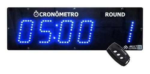Cronômetro Led Digital Academia Treino Crossfit Luta Tabata