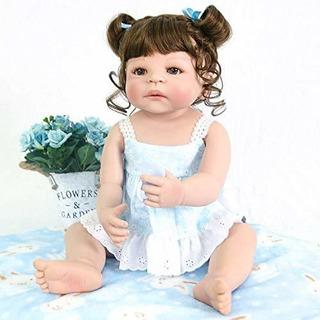Muñeca De Bebe Bebe Bebe Bebe Renacido De Cuerpo Completo La