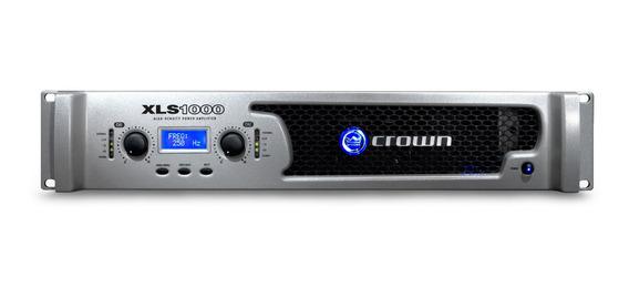Amplificador Crown Xls-1000. Som Ambiente E Profissional.