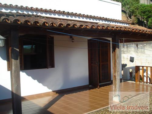 Imagem 1 de 15 de Casa Térrea Em Centro A Menos De 500 M Do Bramil -  Miguel Pereira - 368