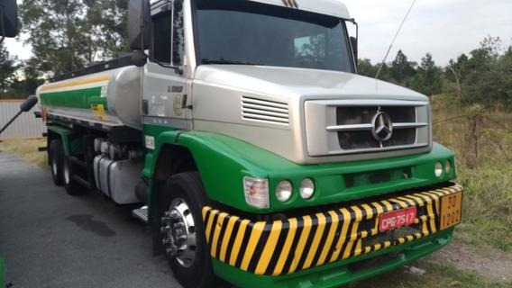 Mercedes-benz L 1620 Tanque Boton 15 Mil Litros