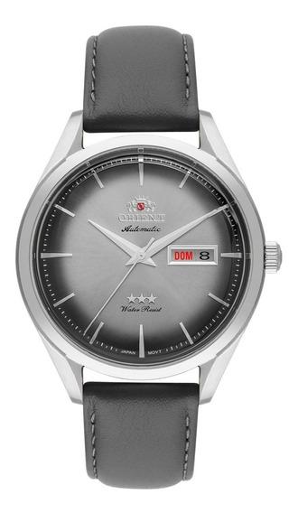 Relógio Orient Automatico 3 Estrelas Masculino F49sc002 G1gx