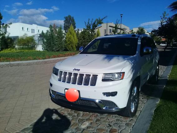 Jeep Grand Cherokee 5.7 Summit 4x4 Mt 2014