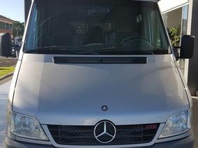 Mb Sprinter Van 9+1 Exec- Prata - 2011 - Rodoforte Caminhões