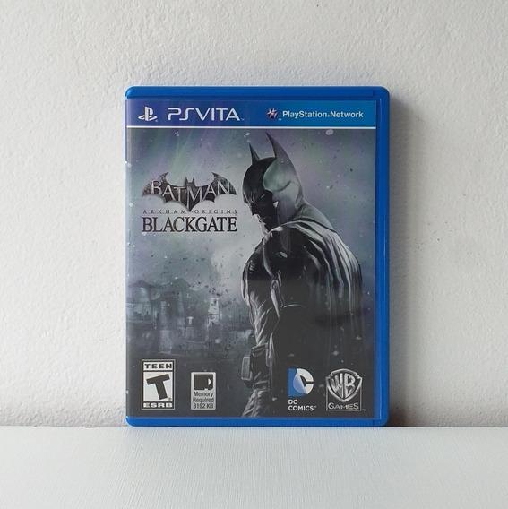 Jogo Batman Arkham Origins Blackgate - Ps Vita