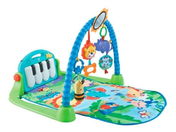 Duck Baby Alfombra Piano Azul 100318