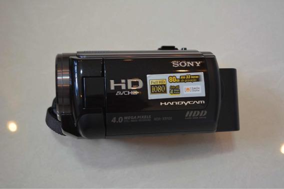 Filmadora Sony Cybershot Hdr-xr100