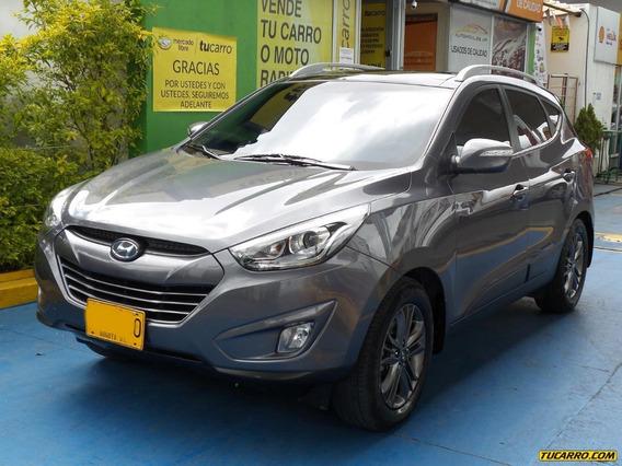 Hyundai Tucson Ix-35 Limited
