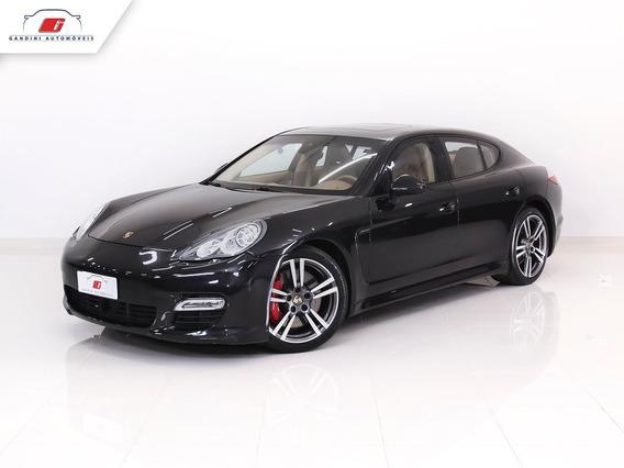 Porsche Panamera 4.8 V8 Turbo Gasolina 4p Automático