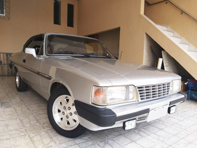 Opala Comodoro 4cc 1988 Coupé Ultimo Modelo
