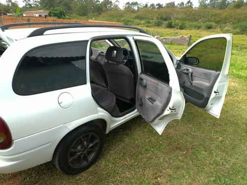 Chevrolet Corsa Wagon Corsa Wagon Gl 1.6 8