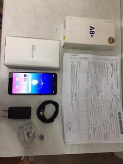 Celular Samsung A8+