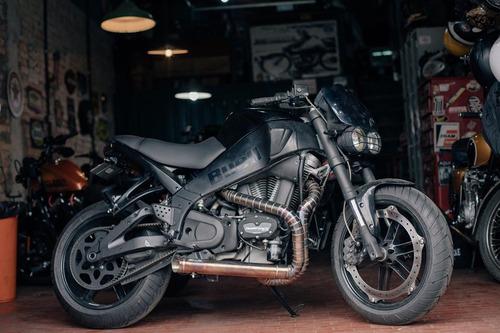 Buell Xb9sx Black Customizada E Bem Cuidada