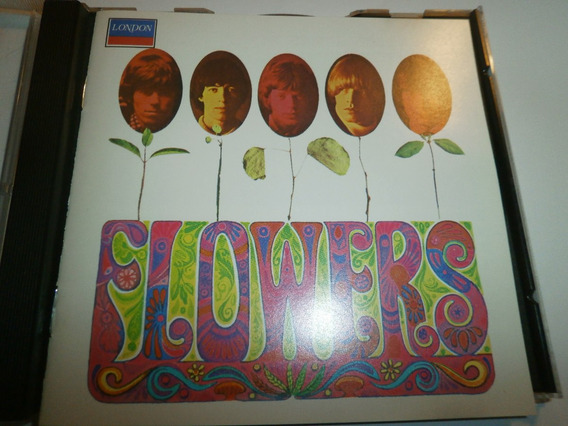 Rolling Stones Flowers Cd 1era Ed. Made In England Impecable