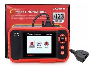 Escaner Automotriz Launch Scanner Crp123 Multimarca X431