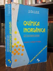 Ime Ita Química Inorgânica - J.d. Lee