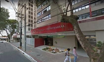 Sala À Venda, 40 M² Por R$ 250.000 - Centro - São José Dos Campos/sp - Sa0273