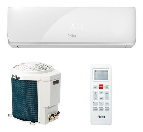 Ar Condicionado Split Philco 12000 Btus Q/f 220v Pac12000tqf