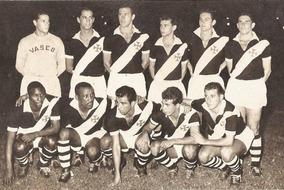 Foto Vasco Com O Time De 1958 Tamanho 15x20 Cm