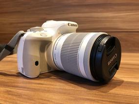 Camera Canon Kiss T5i + Lente Canon Ef-s 18-55 Mm