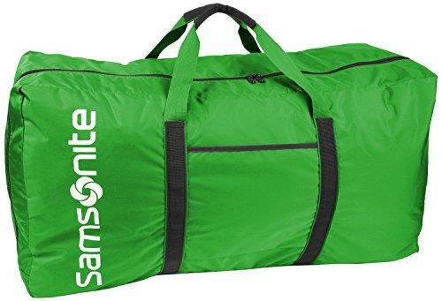 Samsonite Totalizador-a-ton De Lona 32,5 Pulgadas (verde)