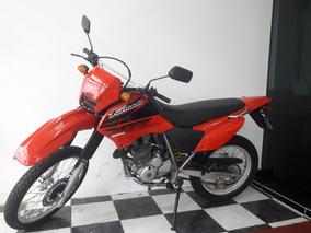 Honda Xr 250 Tornado 2003 Vermelha Tebi Motos