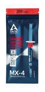Pasta Térmica Arctic Mx-4 Arcticperu 2019
